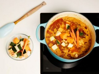 5 - Easy chicken and vegetable couscous