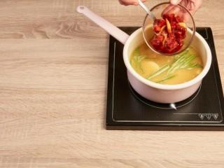 5 - Green beans and chorizo stew